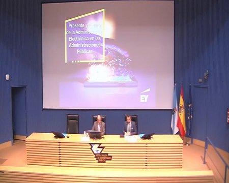 Presente e futuro da administración electrónica - Curso superior de Administración electrónica